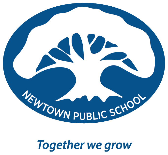 Newtown Public School logo